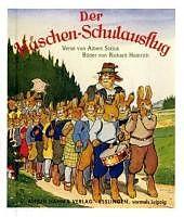 Der Häschen-Schulausflug [Versione tedesca]