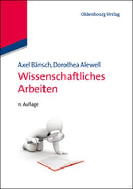 Buch Wissenschaftliches Arbeiten
