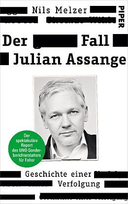 Fester Einband Der Fall Julian Assange von Nils Melzer