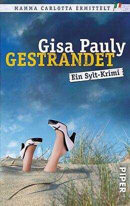 Kartonierter Einband Gestrandet von Gisa Pauly