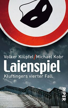 Kartonierter Einband Laienspiel von Volker Klüpfel, Michael Kobr