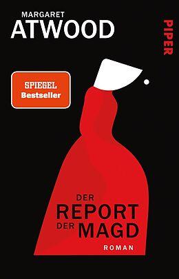 Kartonierter Einband Der Report der Magd von Margaret Atwood