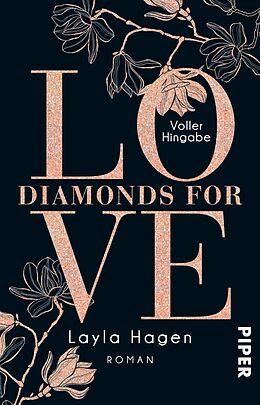 Kartonierter Einband Diamonds For Love  Voller Hingabe von Layla Hagen