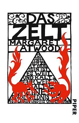 Kartonierter Einband Das Zelt von Margaret Atwood