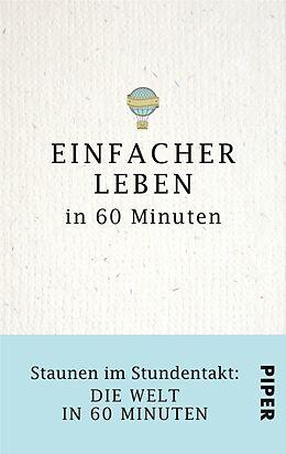 E-Book (epub) Einfacher Leben in 60 Minuten von Marc Gordon