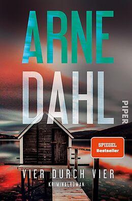 E-Book (epub) Vier durch vier von Arne Dahl