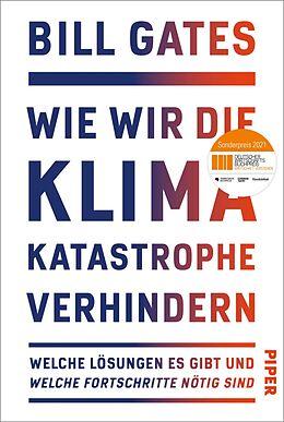 E-Book (epub) Wie wir die Klimakatastrophe verhindern von Bill Gates