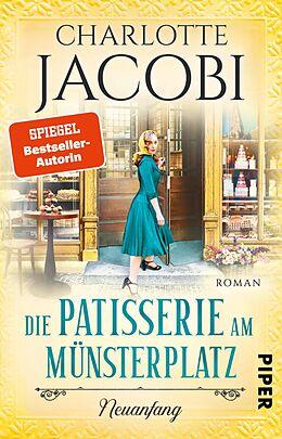 E-Book (epub) Die Patisserie am Münsterplatz - Neuanfang von Charlotte Jacobi