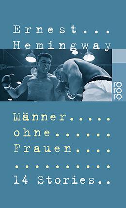 Kartonierter Einband Männer ohne Frauen von Ernest Hemingway