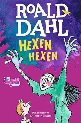 Kartonierter Einband Hexen hexen von Roald Dahl