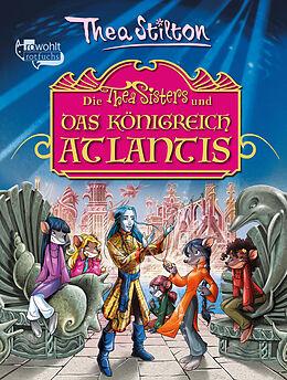 Die Thea Sisters und das Königreich Atlantis [Version allemande]