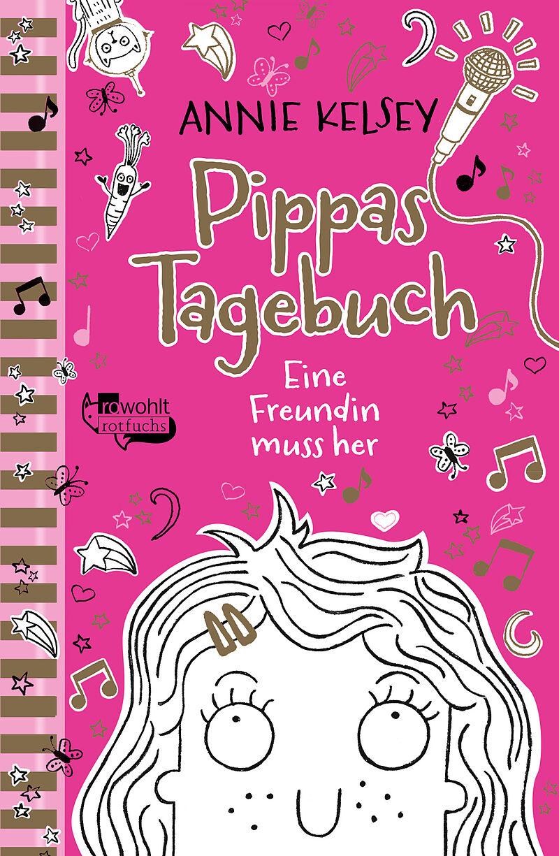 Pippas Tagebuch. Eine Freundin muss her [Version allemande]