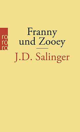 Kartonierter Einband Franny und Zooey von J. D. Salinger