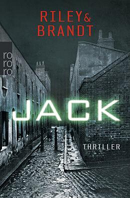 Kartonierter Einband Jack von Tess Riley, Christian Brandt