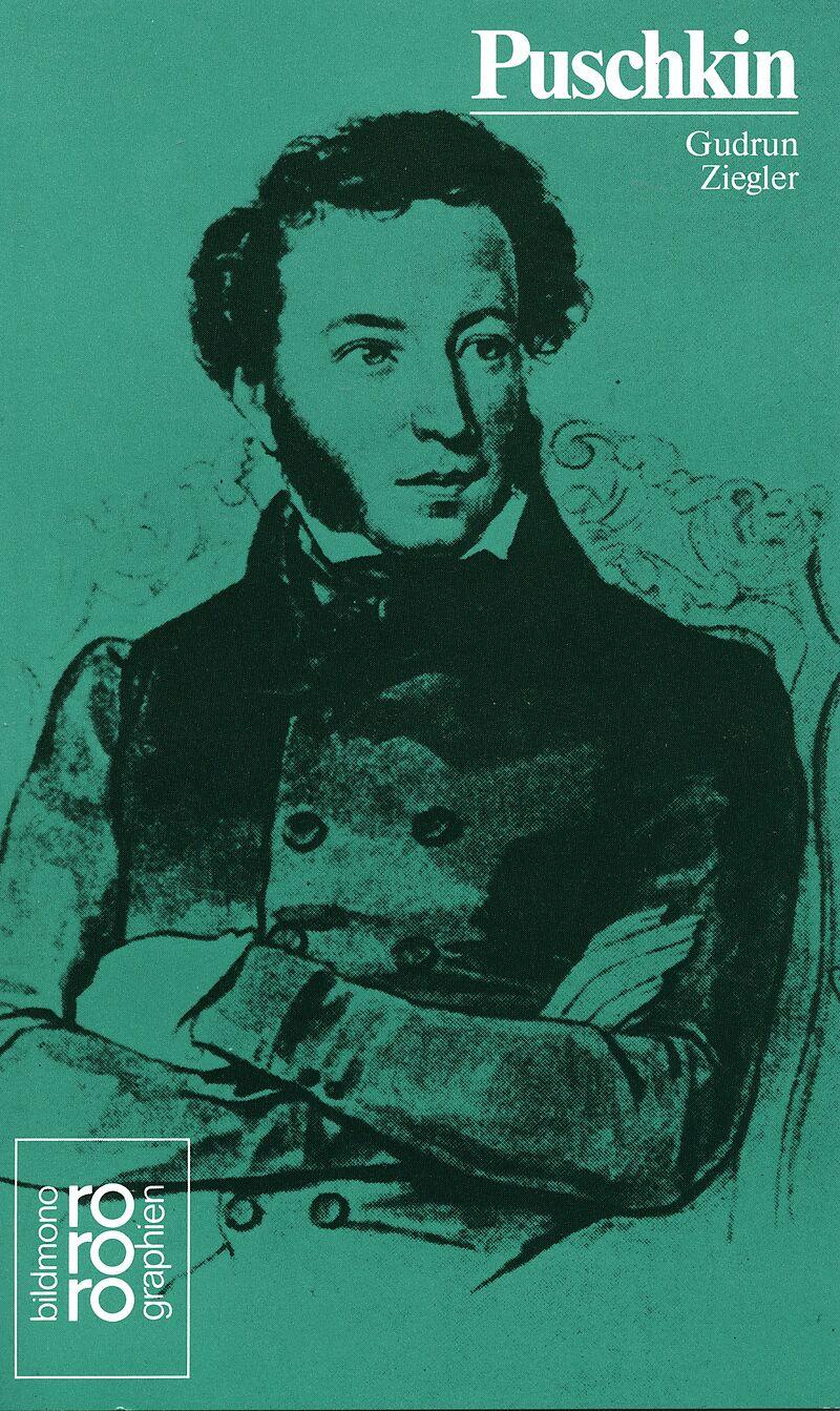 Alexander S. Puschkin [Versione tedesca]