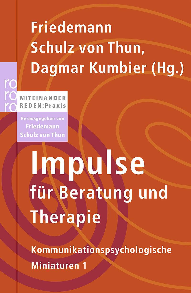 Impulse für Beratung und Therapie [Version allemande]