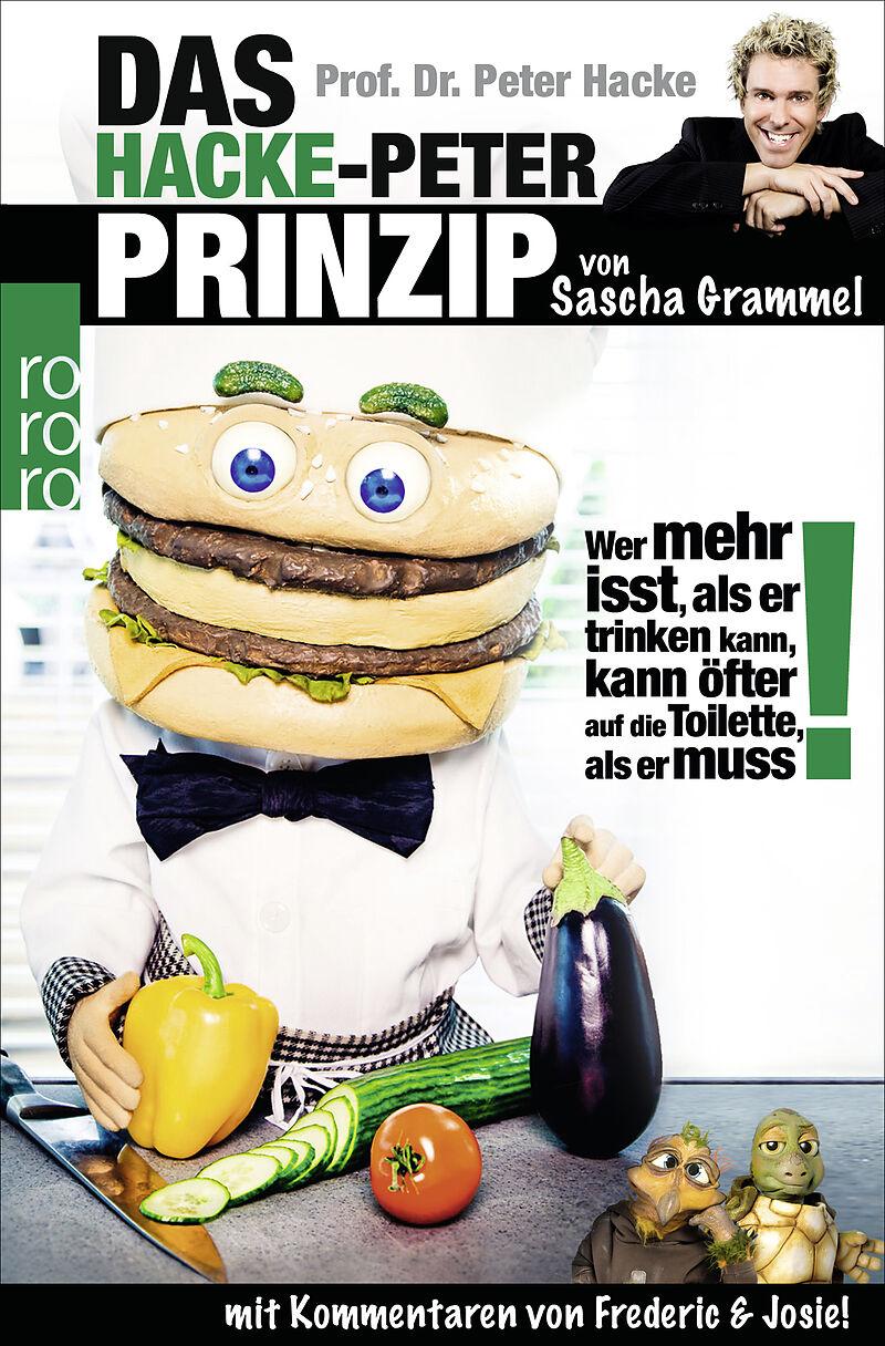 Prof. Dr. Peter Hacke: Das Hacke-Peter-Prinzip - Sascha Grammel ...