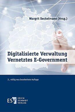 Fester Einband Digitalisierte Verwaltung - Vernetztes E-Government von Marion Albers, Nadja Braun Binder, Alfred G. Debus