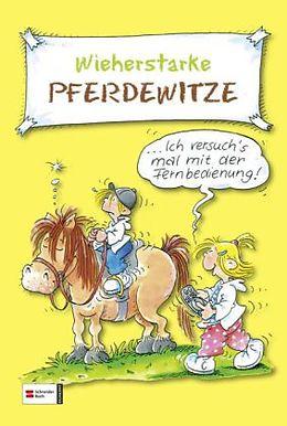 Wieherstarke Pferdewitze [Version allemande]