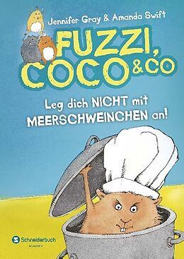 Fuzzi, Coco und Co. Leg dich nicht mit Meerschweinchen an!