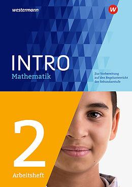 INTRO Mathematik SI 2. Arbeitsheft [Version allemande]