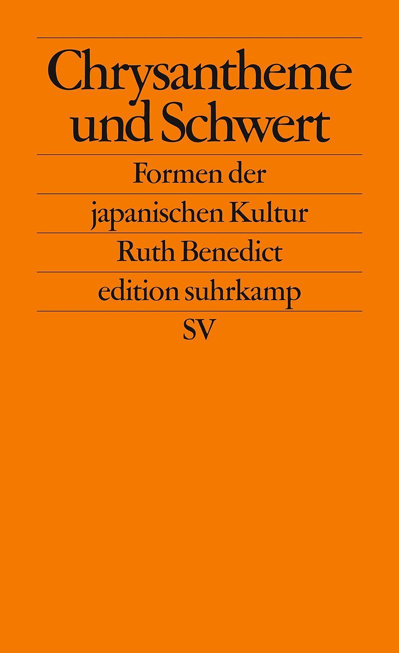 Chrysantheme und Schwert [Versione tedesca]