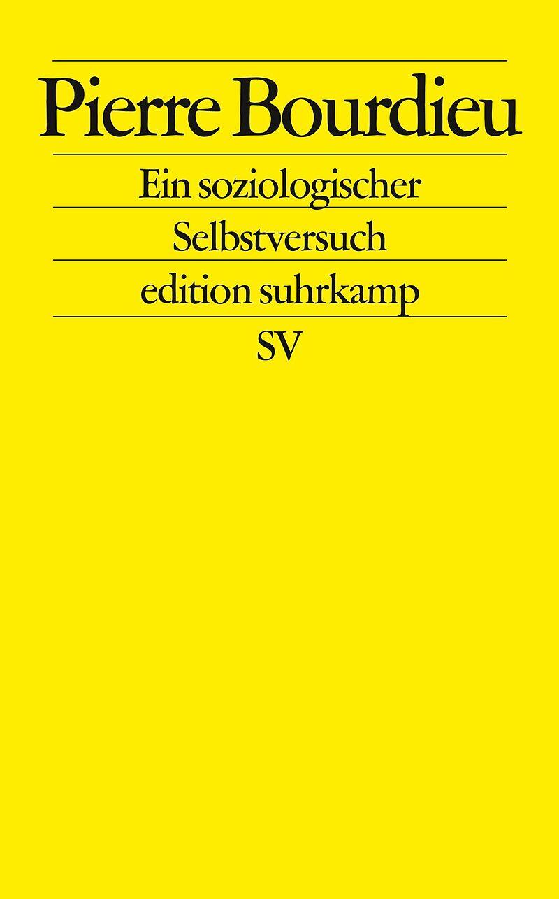 Pierre Bourdieu Studium & Wissen Ein Soziologischer Selbstversuch Fachbücher & Lernen