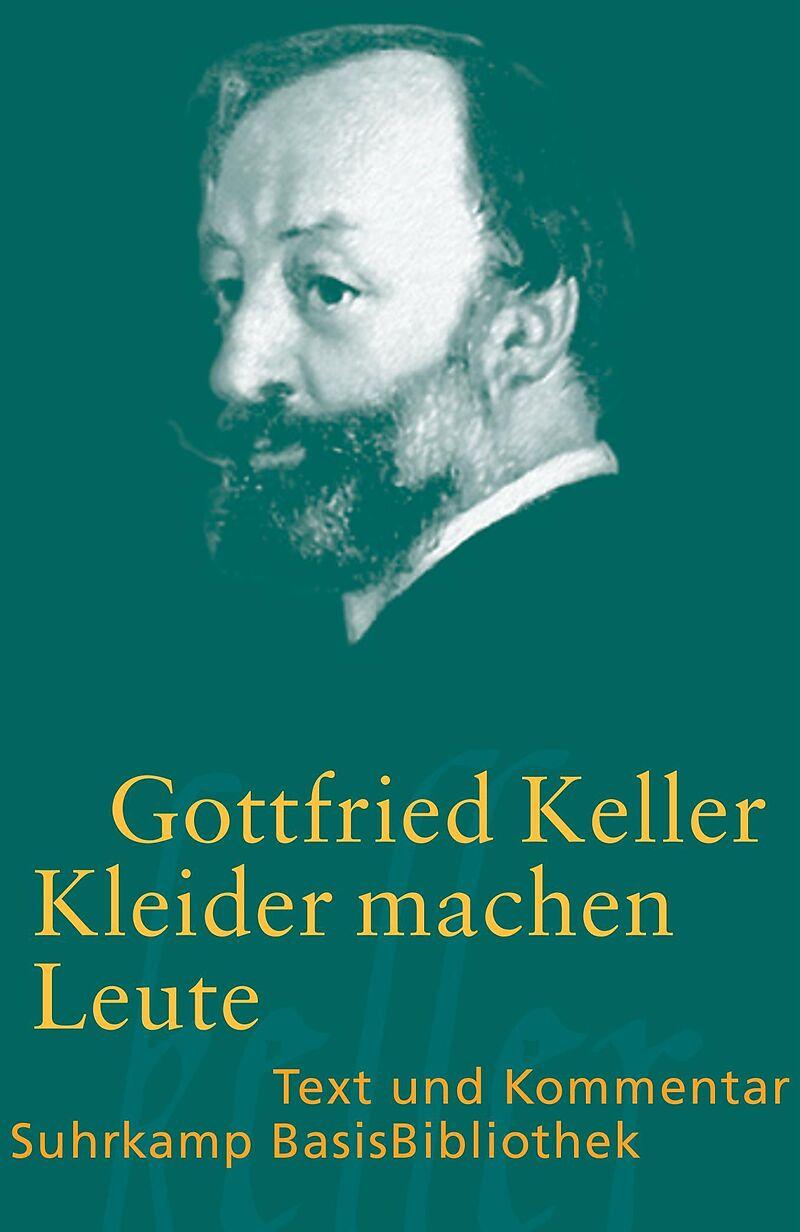 Kleider Machen Leute Gottfried Keller Buch Kaufen Ex Libris