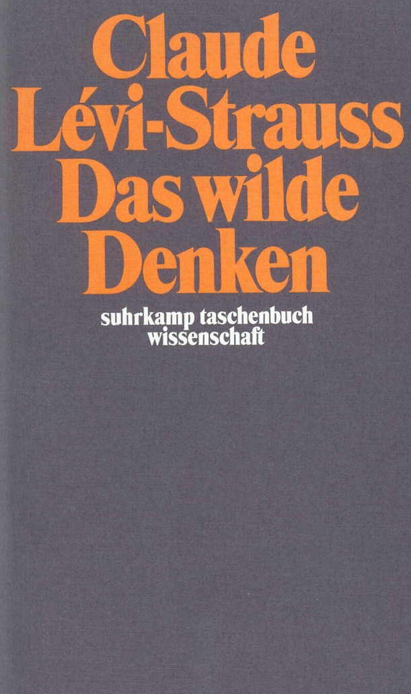 Das wilde Denken [Version allemande]