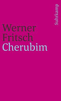 Kartonierter Einband Cherubim von Werner Fritsch