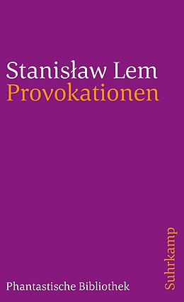 Kartonierter Einband (Kt) Provokationen von Stanisaw Lem