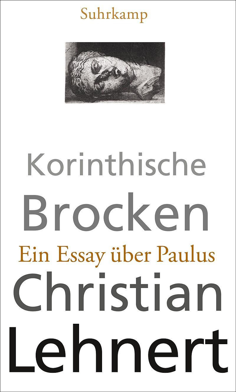 Korinthische Brocken [Version allemande]