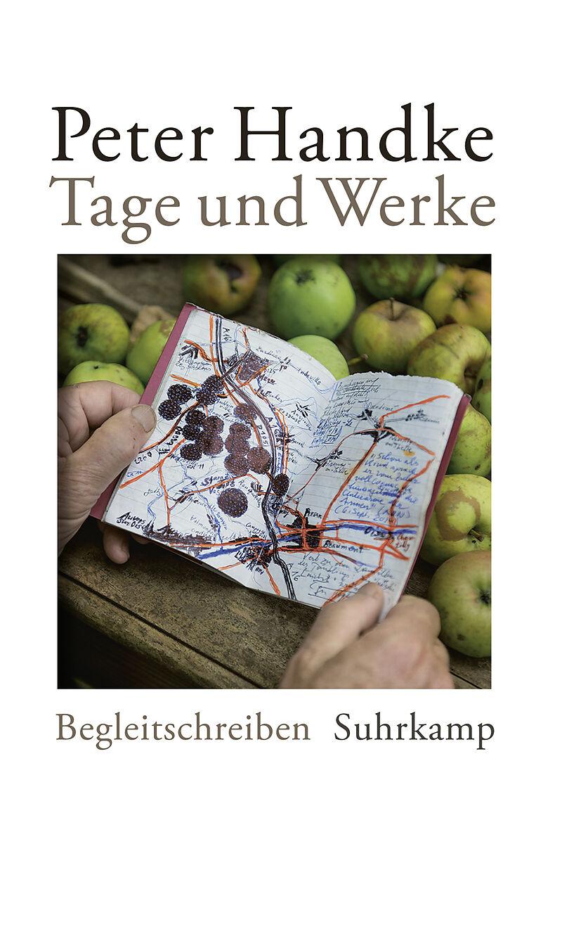 Tage und Werke [Version allemande]