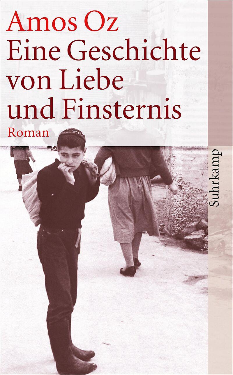 Eine Geschichte von Liebe und Finsternis - Amos Oz - Buch