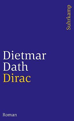 Kartonierter Einband Dirac von Dietmar Dath