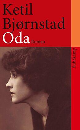 Kartonierter Einband Oda von Ketil Bjørnstad