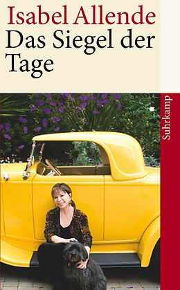 Kartonierter Einband Das Siegel der Tage von Isabel Allende