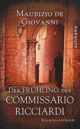Der Frühling des Commissario Ricciardi [Version allemande]