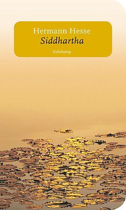 Kartonierter Einband Siddhartha von Hermann Hesse