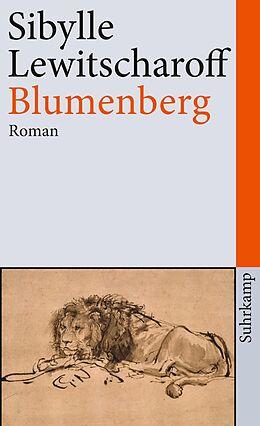Kartonierter Einband Blumenberg von Sibylle Lewitscharoff