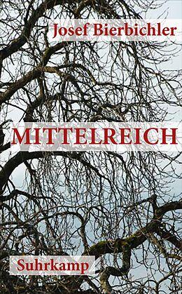 Kartonierter Einband Mittelreich von Josef Bierbichler