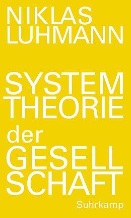 Systemtheorie der Gesellschaft [Versione tedesca]