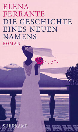 E-Book (epub) Die Geschichte eines neuen Namens von Elena Ferrante