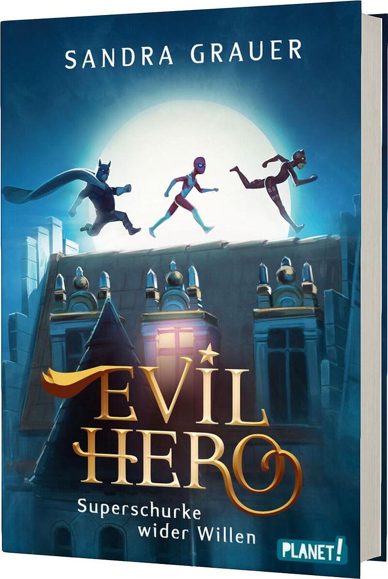 Evil Hero [Version allemande]