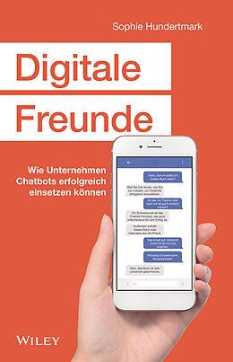 Fester Einband Digitale Freunde von Sophie Hundertmark