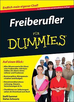 E-Book (epub) Freiberufler für Dummies von Steffi Sammet, Stefan Schwartz