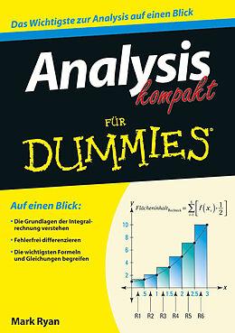 E-Book (epub) Analysis kompakt für Dummies von Mark Ryan