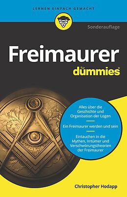 E-Book (epub) Freimaurer für Dummies von Christopher Hodapp