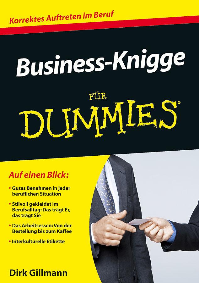 Business Knigge Fur Dummies Dirk Gillmann Buch Kaufen Ex Libris