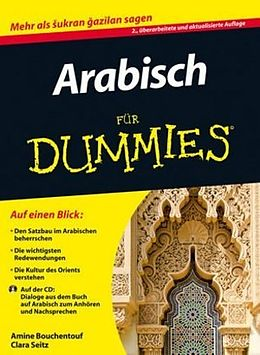 Arabisch für Dummies [Versione tedesca]
